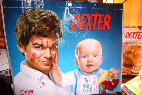 dexter-bebe-juguete comic con 2009