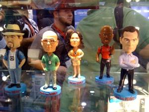 munecos bubblehead comic con 2009