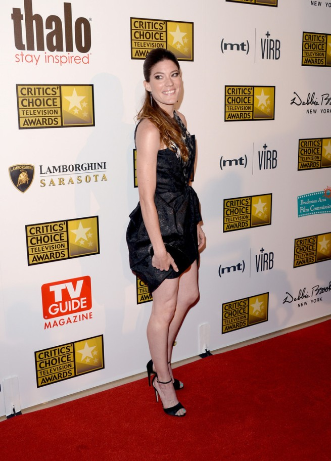 Jennifer+Carpenter+Arrivals+Critics+Choice+jS8oYMiNQ56x
