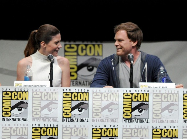 Jennifer+Carpenter+Showtime+Dexter+Comic+Con+H1F7txTEYzlx