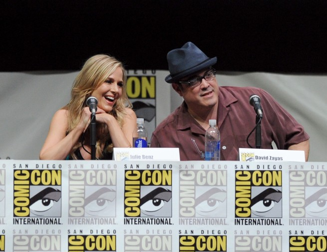 Julie+Benz+Showtime+Dexter+Comic+Con+International+AQXESvHswIyx