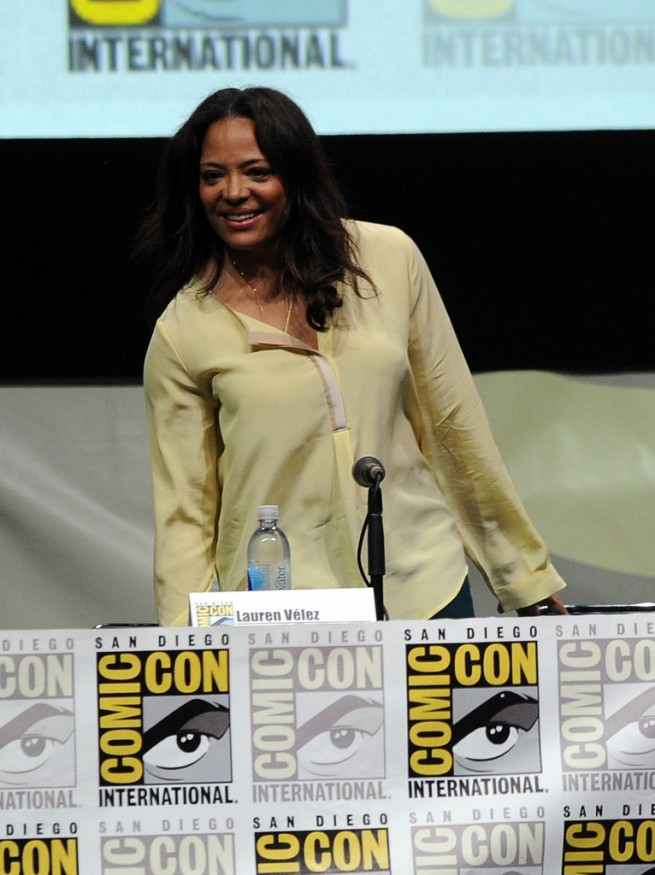 Lauren+Velez+Showtime+Dexter+Comic+Con+International+QdANHKyaZDgx